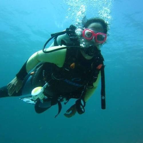 IDS Aalst - Scuba diver