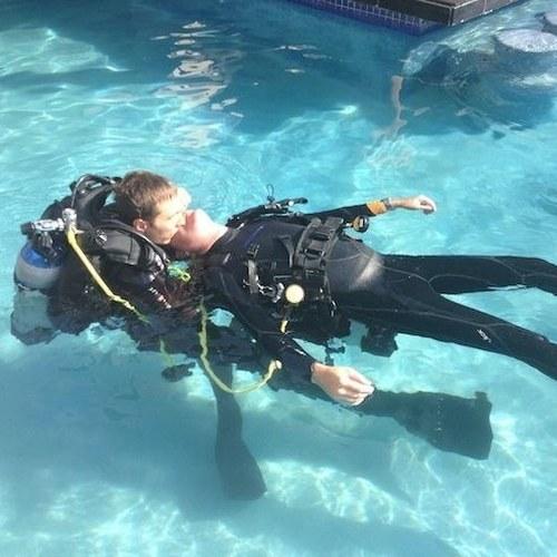 IDS Aalst - PADI rescue diver