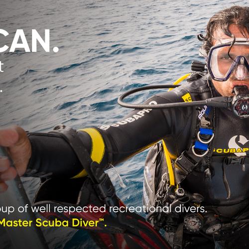 IDS Aalst - PADI master scuba diver