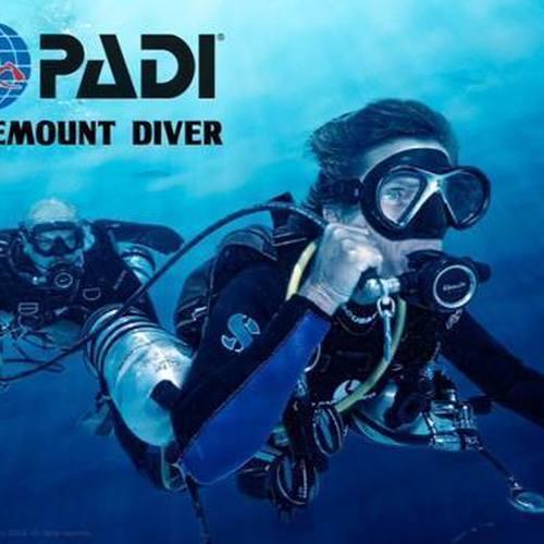 IDS Aalst - PADI sidemount diver
