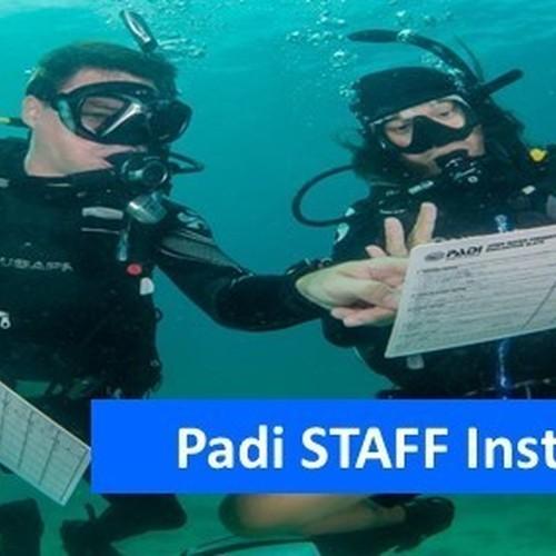IDS Aalst - PADI staff instructor