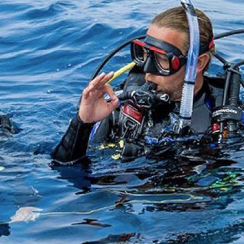 IDS Aalst - PADI master scuba diver trainer